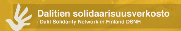 Dalit Solidarity Network in Finland – DSNFi